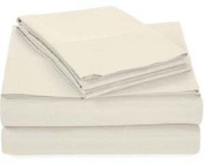 AmazonBasics microfiber sheets