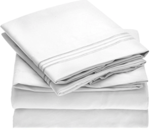 Mellanni microfiber sheets