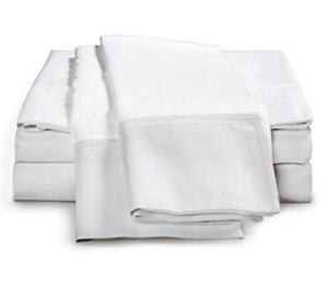 eLuxury Egyptian cotton sheets