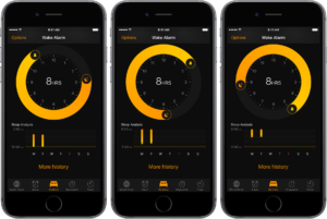 Apple iOS Bedtime Feature