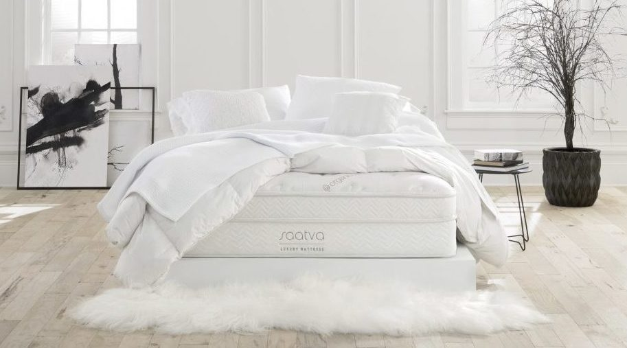 Saatva mattress review: header image