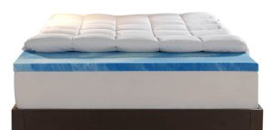 "Sleep Innovation 4"" Dual Layer Mattress Topper"