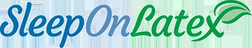 SleepOnLatex logo - color