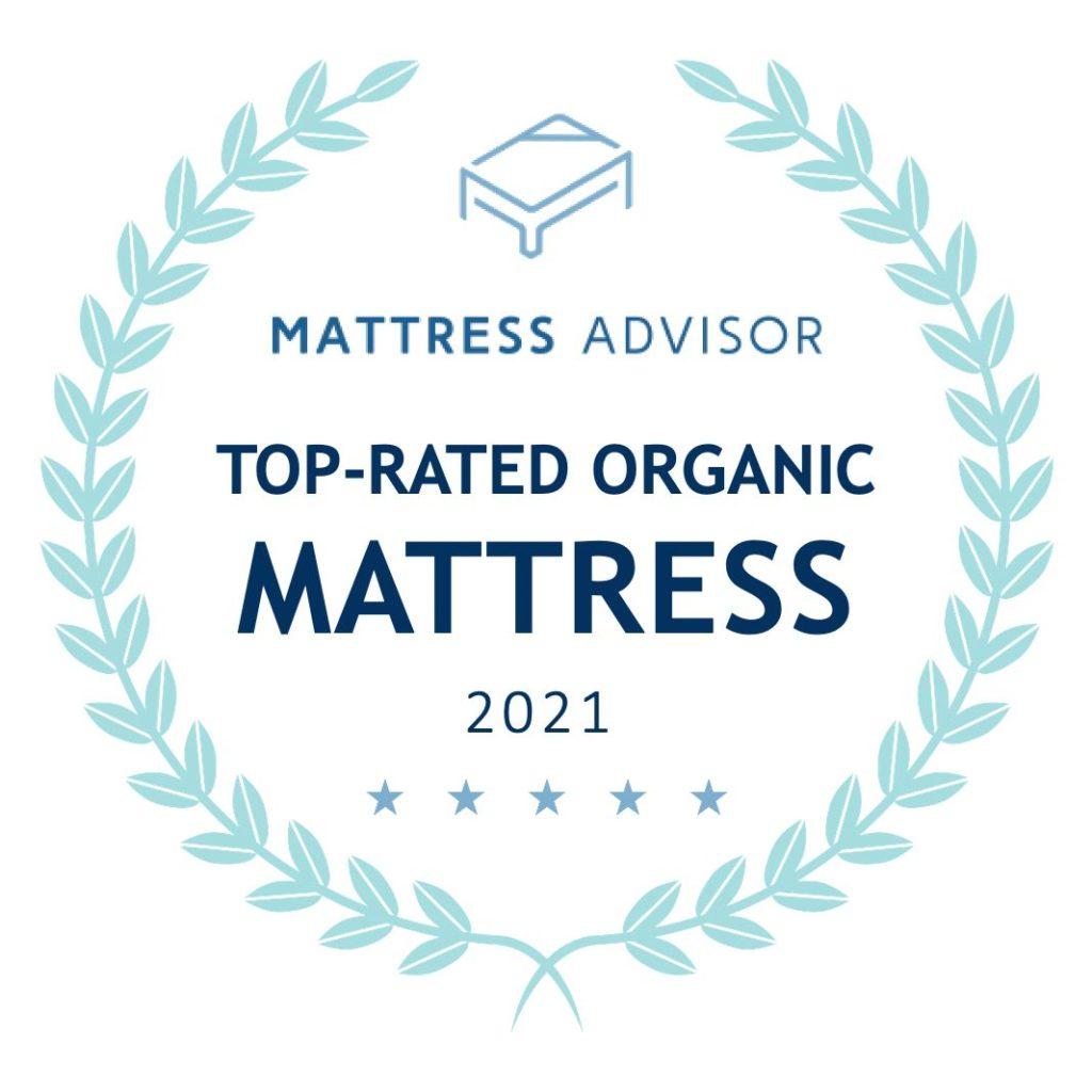 top rated organic mattress