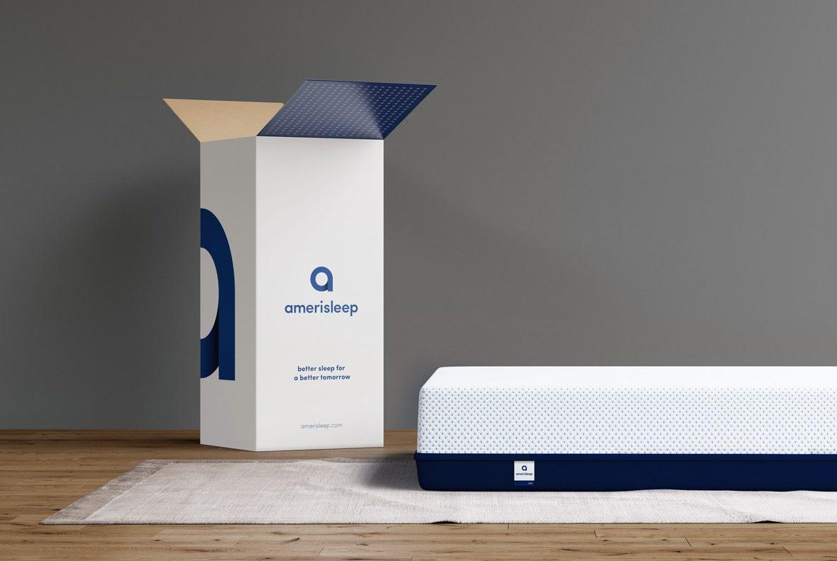 Amerisleep AS4 mattress