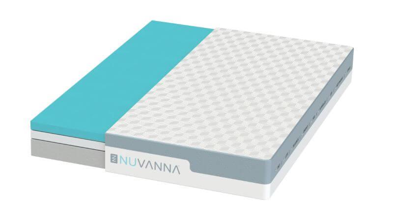 inside nuvanna mattress 1