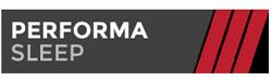 PerformaSleep logo - color