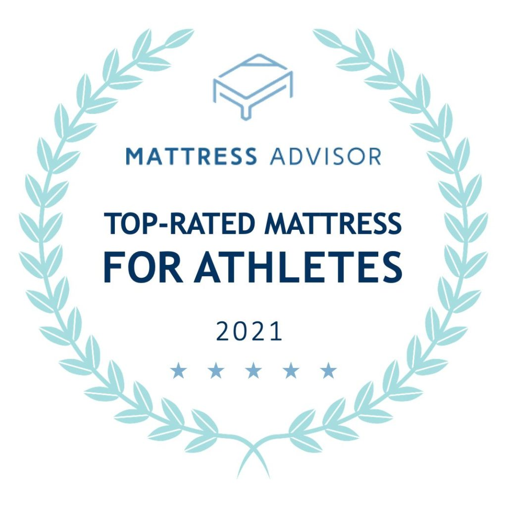 top rated mattress for athletes