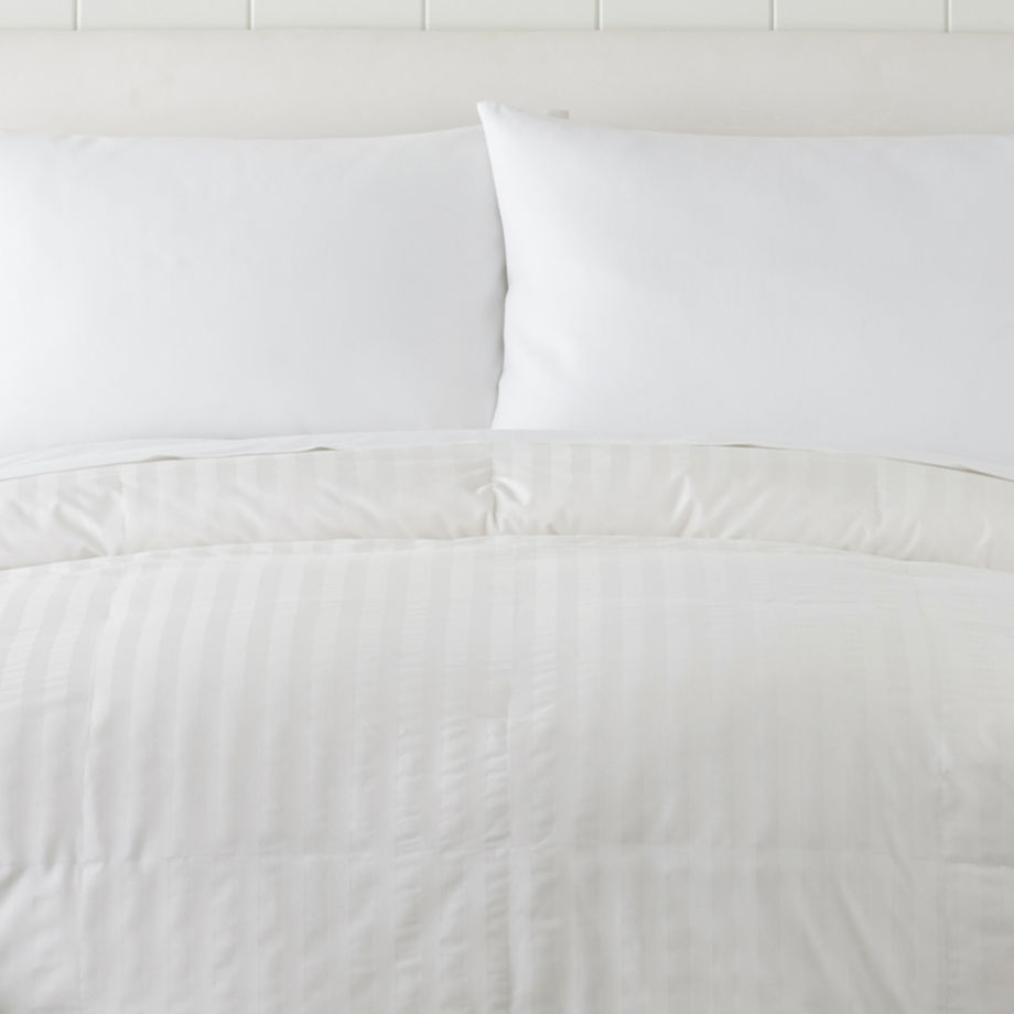 JC Penny down comforter
