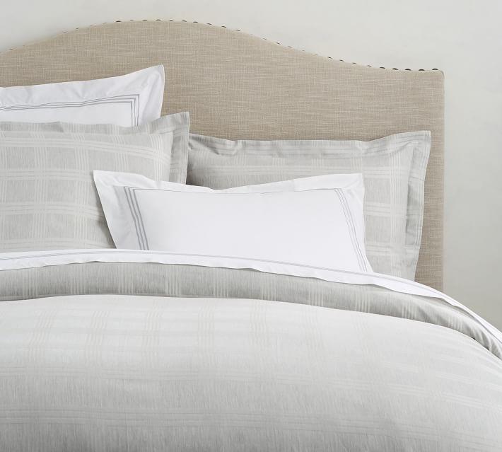 PB pillow shams
