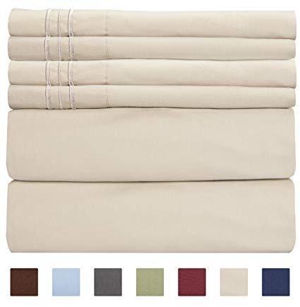 amazon extra deep pocket sheets
