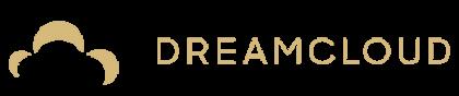 DreamCloud Logo - gold