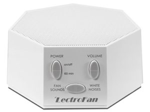 Lecrofan white noise machine