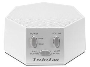 Lecrofan white noise machine
