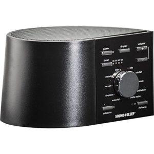 Sound + Sleep white noise machine