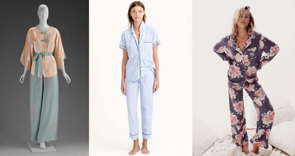 Evolution of Pajama Sets