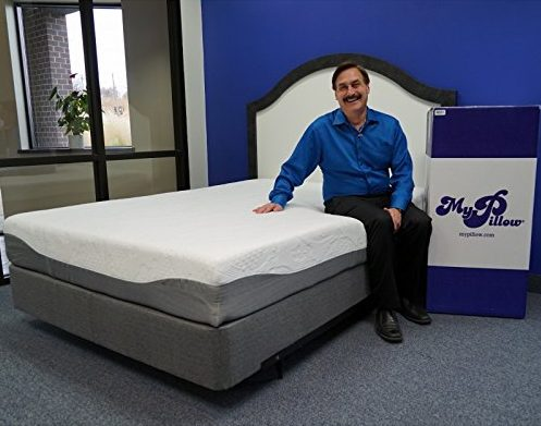 mypillow mattress review mattress advisor. Black Bedroom Furniture Sets. Home Design Ideas