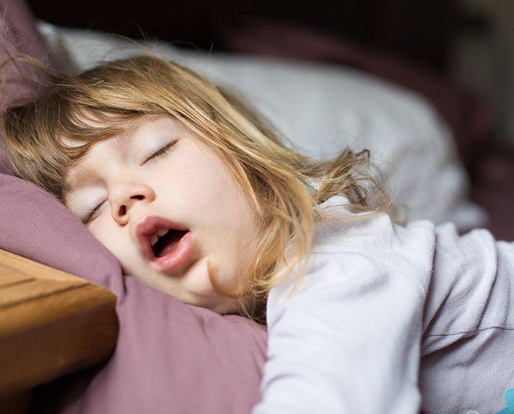 preschooler sleeping