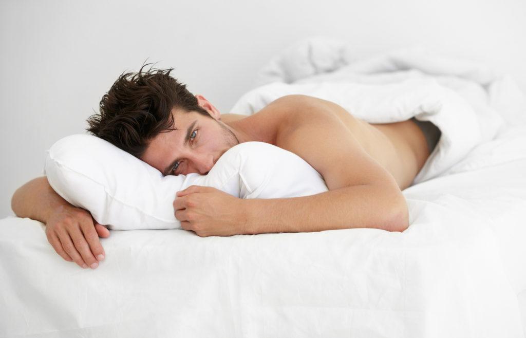 sleeping naked 1