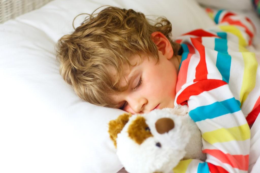 kid sleeping 1