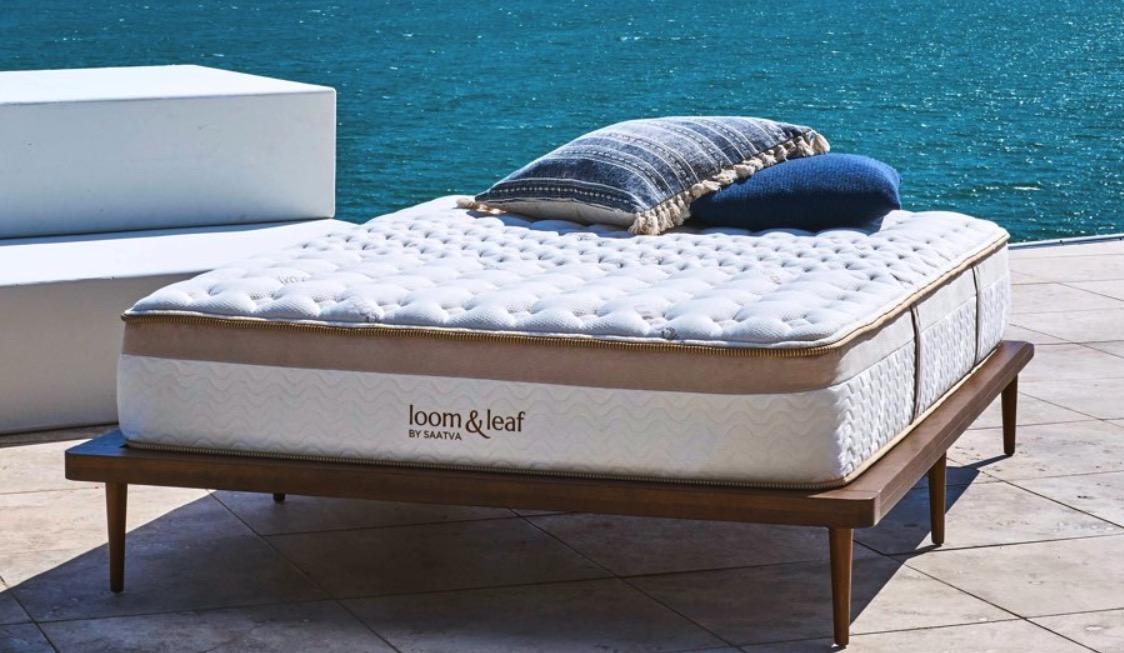 Loom & Leaf mattress