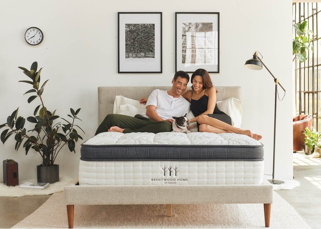 Brentwood Home Oceano Mattress Review