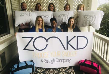Zonkd team photo