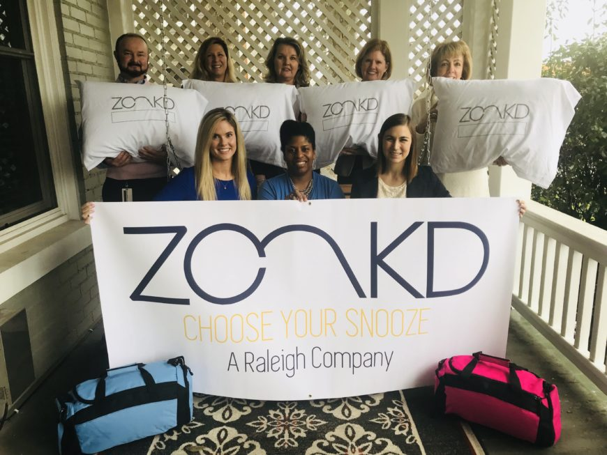 Zonkd team photo