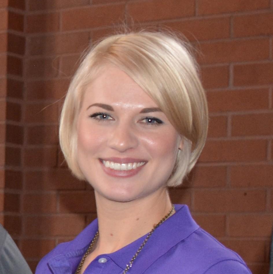 Headshot of Savannah Turk, Director of Communications at Purple