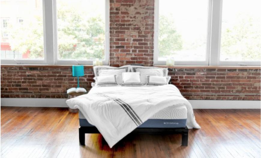 Dromma Mattress in a bedroom