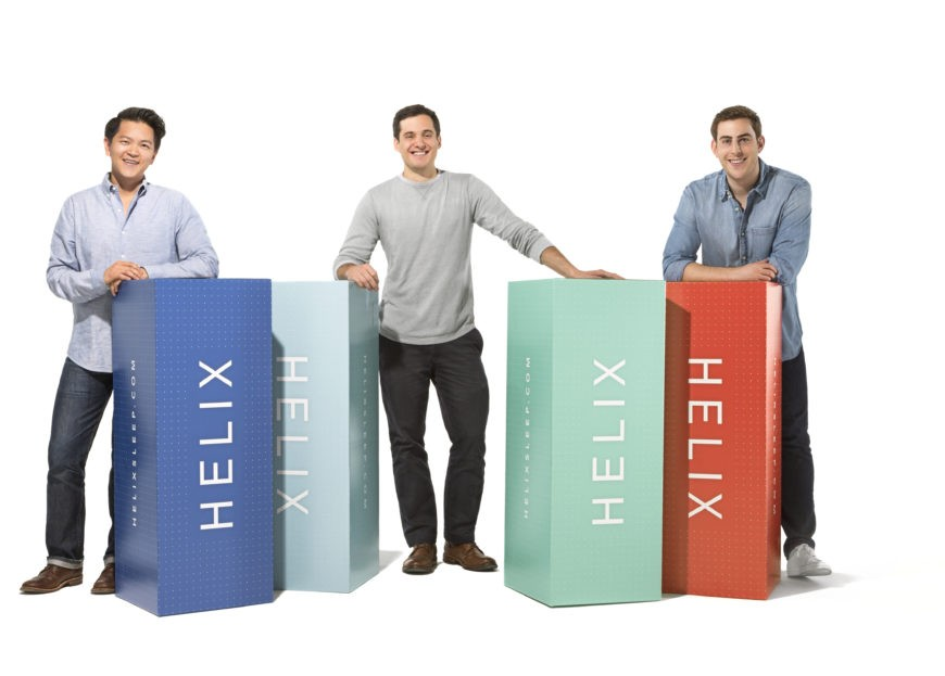 Helix founders