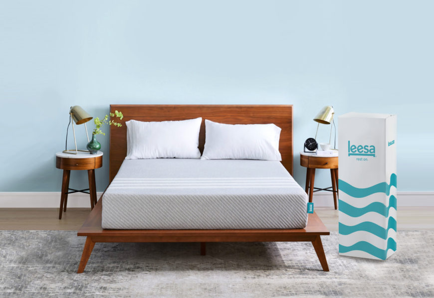 Leesa mattress feature image