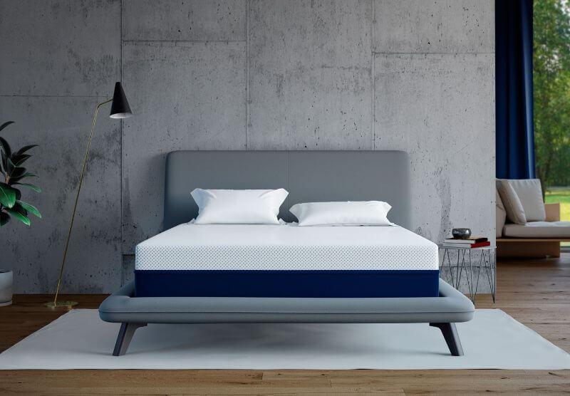 amerisleep as2 mattress in a bedroom
