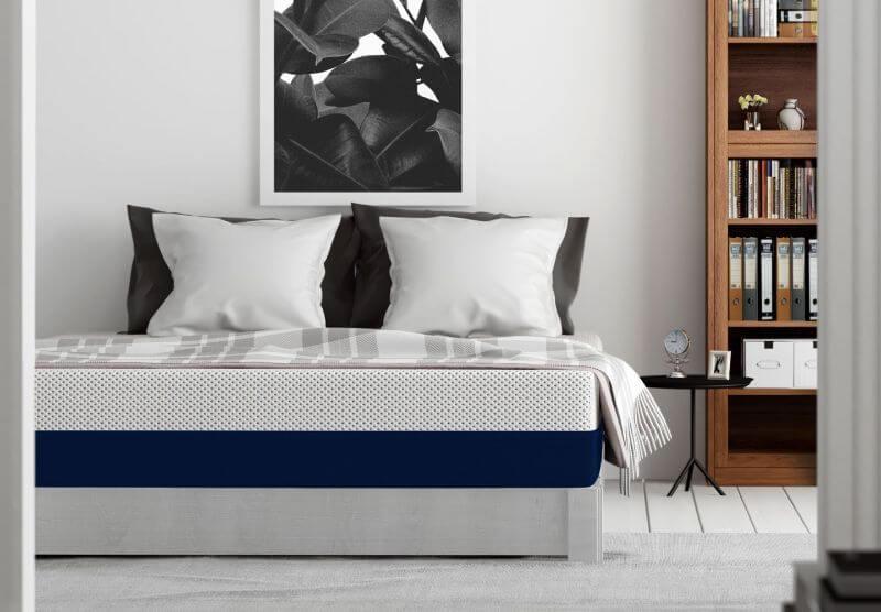 amerisleep as3 mattress in a bedroom