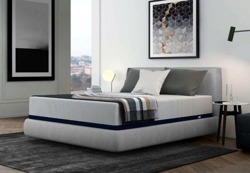 Amerisleep AS5 mattress in a bedroom