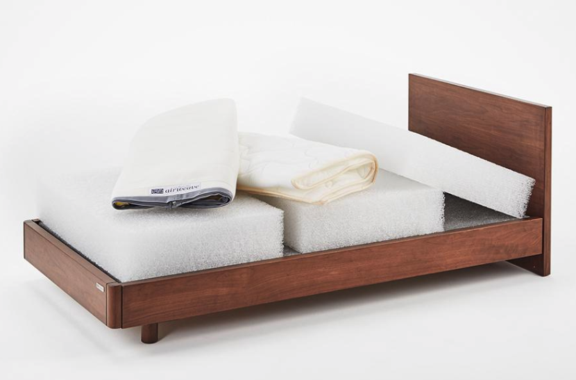 layers needed to assemble your mattress