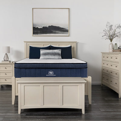 Brooklyn Aurora Hybrid mattress from Brooklyn Bedding