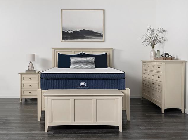 Brooklyn Aurora Hybrid mattress from Brooklyn Bedding