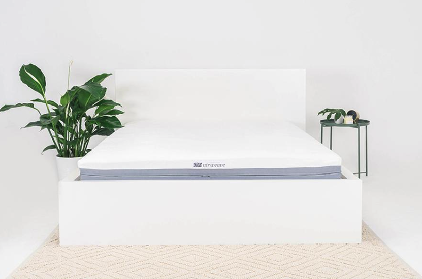 airweave advanced mattress in a bedroom setting