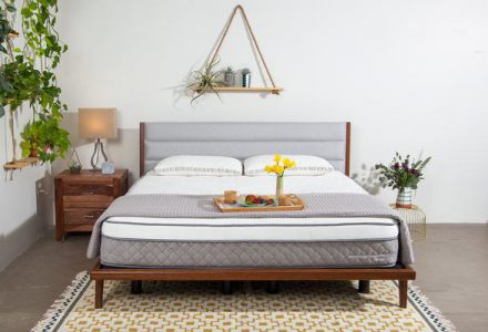 Alexander Signature Mattress in a bedroom