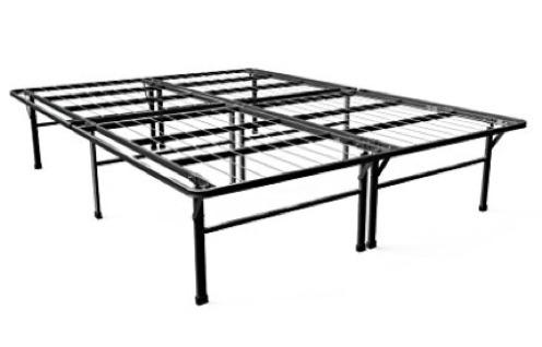metal platform base