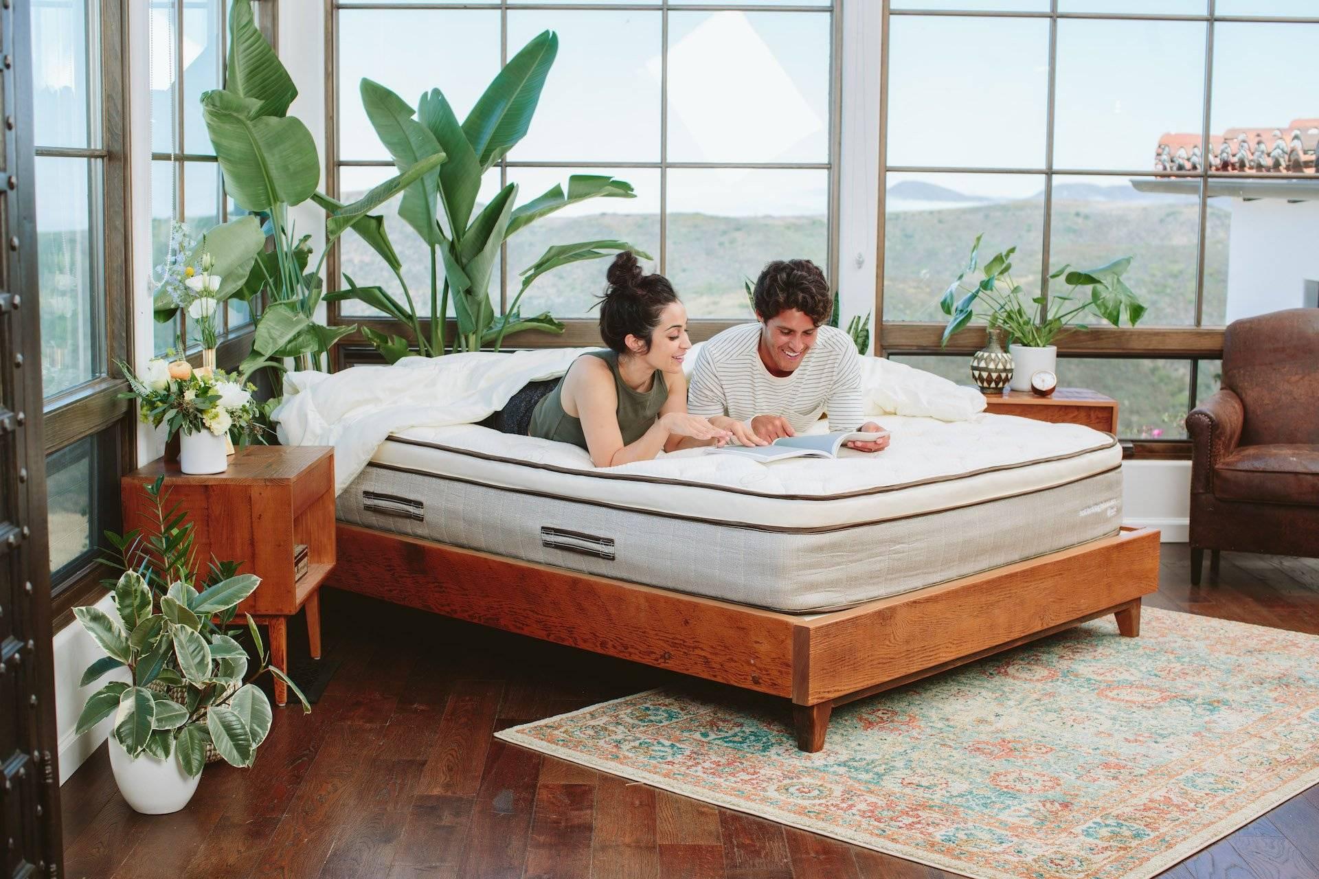 Nest Latex Hybrid lifestyle image