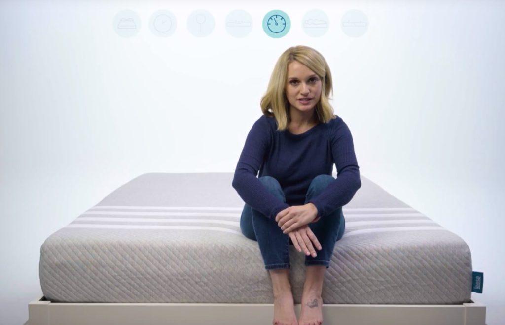 leesa mattress review video