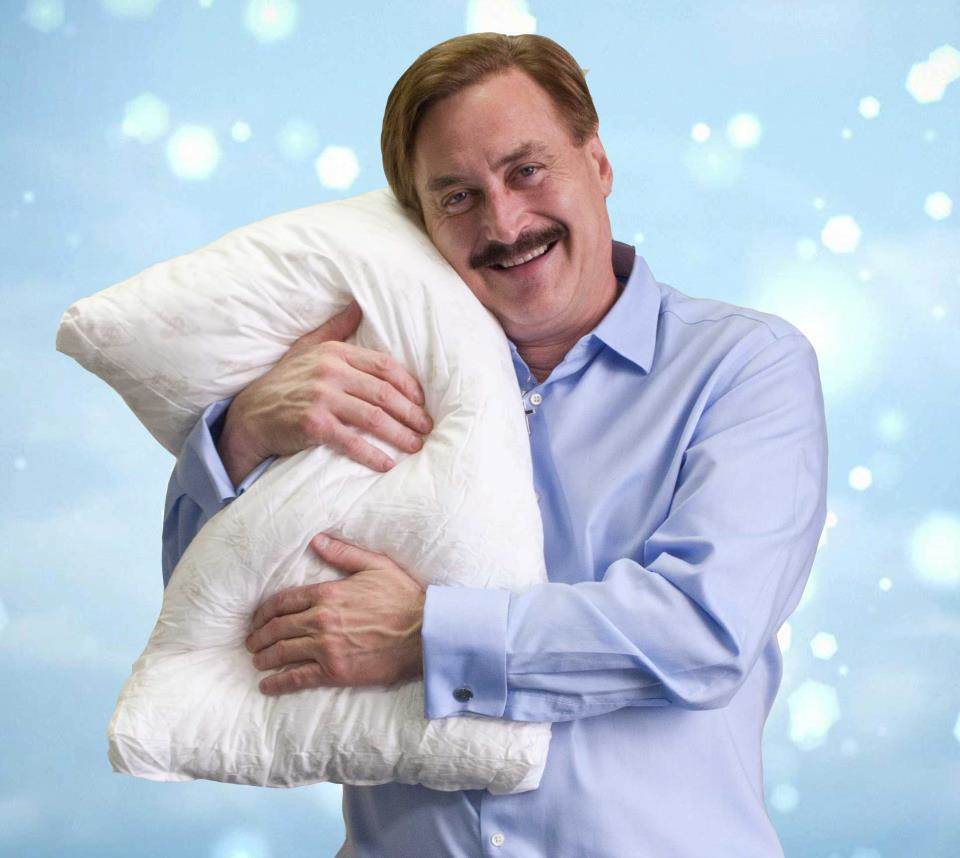 Mike Lindell Our Exclusive Interview With Mypillow Founder