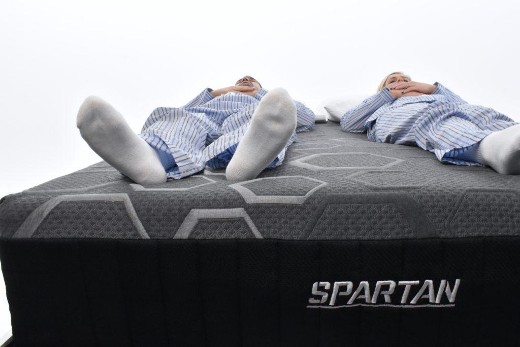 Spartan cover