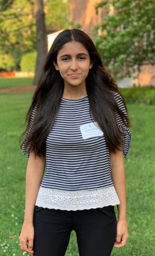 nadine ahmed 2020 scholarship