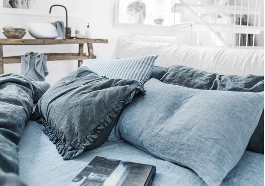 linen bedding 1