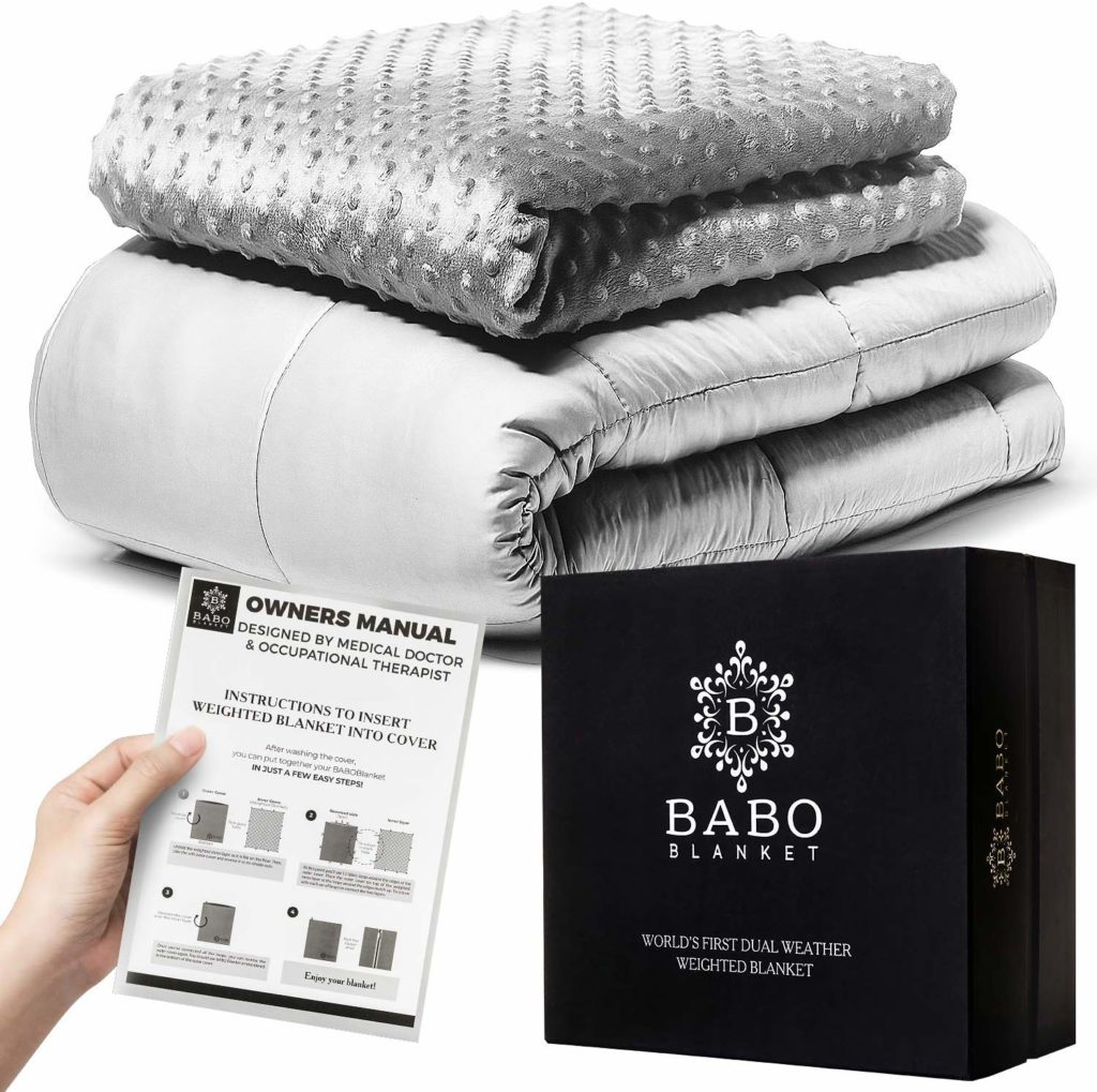 mibio weighted blanket