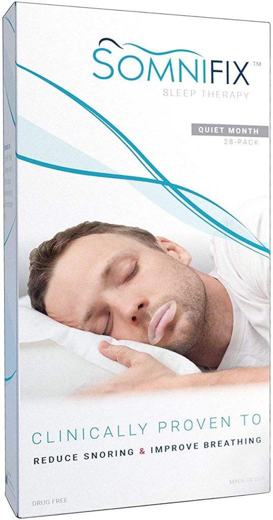 somnifix sleep strips