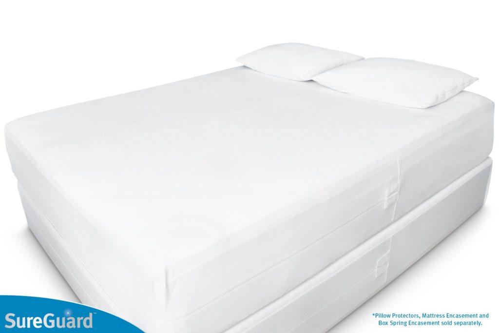 sureguard mattress cover